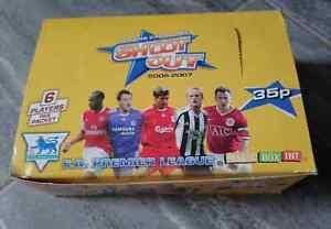 SHOOT OUT 2006-2007 Magic Box Int. -  FULL BOX - 50 packs