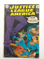 DC Justice League of America #75, Vintage Silver Age Comic, JLA, 3.5/VG-, Key