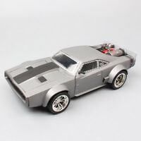1/24 scale Jada fast and furious Dodge ice Charger Diecast Toy metal car models