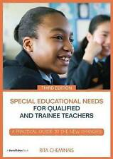 Special Educational Needs for Qualified and Trainee Teachers, Very Good Conditio