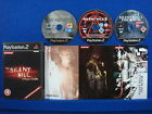 ps2 SILENT HILL COLLECTION 2 + 3 + 4 The Room Playstation PAL UK Version
