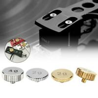 2g/4g Golden/Silver Shell Weight Headshell Turntable Cartridge Parts
