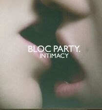 Bloc Party - Intimacy Slip Case Hard Digipack Cd Perfetto Spedito in 48 Ore