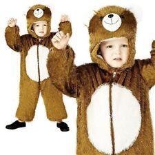 Zoo Ours Enfants déguisement animal SEMAINE DU LIVRE garçons filles pour costume