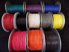 16 GAUGE GPT WIRE AUTOMOTIVE 100% COPPER OFC AWG CABLE POWER GROUND 11 COLORS