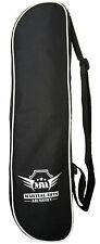 Armory Deluxe Nunchuck Nunchaku Case with Adjustable Carry Strap