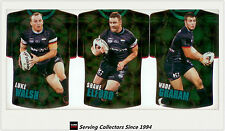 2009 Select NRL Classic Holofoil Jersey Die Cut Card Team Set Panthers (6)