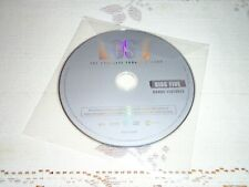 LOST - REPLACEMENT DISC 5 - single DVD only Season 4 - BONUS FEATURES Disc