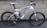 "2012 Trek Fuel EX7 EX 7 Full Suspension Mountain Bike 19.5"" 26"" Fox Shocks"