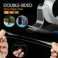 Nano Tape Gel Grip Traceless Removable Double-Sided Adhesive Washable