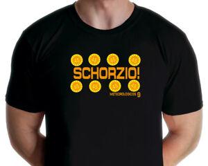 British Comedy - Schorzio - The Fast Show T-shirt (Jarod Art Design)