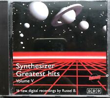 SYNTHESIZER - GREATEST HITS - CD