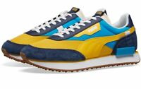 PUMA Future Rider OG Blue / Yellow Sneakers Trainers/ New Arrival / Limited Size