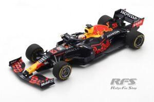 Red Bull Racing RB16B Honda Verstappen Formel 1 Emilia Romagna 2021 1:43 Spark