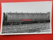 PHOTO  LT&SR 3RC CLASS COACH CARRIAGE
