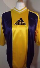 Vintage 90 s Urban Revival Festival Adidas football shirt P2P 23