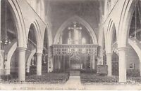 St. Andrew's Church Interior, WORTHING, Sussex LL