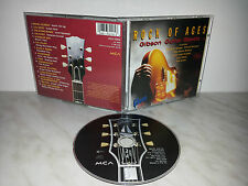 CD ROCK OF AGES - GIBSON GUITAR GREATS - FREE - WHITESNAKE - GUNS N' ROSES