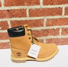 Timberland Women's 6 inch Double Sole Premium Wedge Waterproof Boots SIZE:7