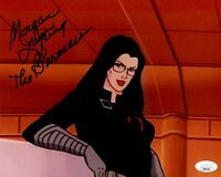 MORGAN LOFTING Signed THE BARONESS G.I. Joe 8x10 Photo Autograph JSA COA Cert