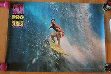 Gotcha Pro Series Brad Gerbach 17x22in. Surfing Poster