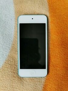 Apple iPod touch 5th Generation - Blue - 32GB - Good Condition - Fast dispatch