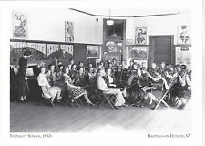 """Orchestra @ Farragut School, 1930's"" *Hastings-On Hudson, NY {Postcard} (#205)"
