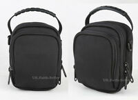 Shoulder Waist Camera Case Bag For Panasonic LUMIX DMC TZ100 TZ80 TZ10