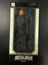 Metal Gear Solid Konami Doll Collection Liquid Snake Action Figure