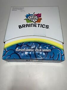 Brainetics Enhanced Set Complete with 7 Discs Guides Flash Cards