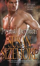 Primal Instincts by Susan Sizemore (2014, Paperback)