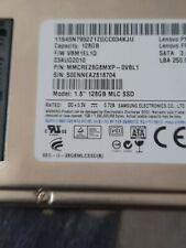 !!!@@@ Samsung Lenovo ThinkPad 128GB Micro SSD 1,8 Zoll 45N7952 @@@!!!