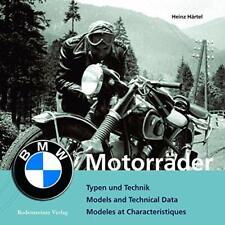 BMW Motorräder Typen und Technik Motorräder Handbuch Modelle Baureihen Buch