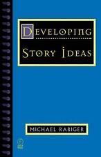 Good, Developing Story Ideas, Rabiger, Michael, Book