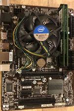 GA-H87M-HD3 I7 4770 Cpu Included SATA 6Gb/s USB 3.0 MICRO ATX With 2, 8GB RAM