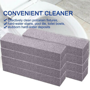 2/6/10/14/24x Pumice Stone Scouring Stick Toilet Bathroom Stain Remover Cleaners