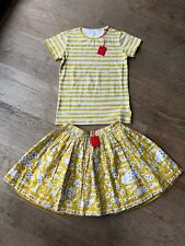 Oilily Skirt & Tee Outfit Age 12 New With Tags