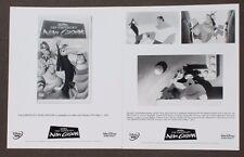 Vtg 2000 Emperors New Groove Movie Promo T.V. Film Press Kit / Lobby Card Photo