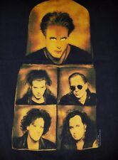Brockum Original 1992 The Cure Short Sleeve Shirt Size Xl Rare Pristine
