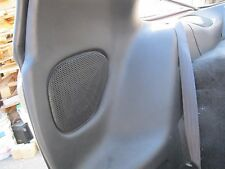 00-02 Firebird Trans Am Camaro RH Ebony Interior Quarter Panel Trim Panel USED