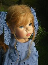 Götz muñeca gianna E. lindner 58 cm de 1999 artistas muñeca pie muñeca, gotz Doll 1