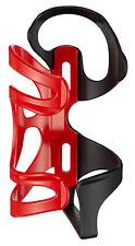 Cannondale Nylon SSR Fahrrad Flaschenhalter rechts Schwarz/rot