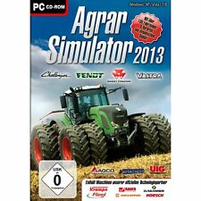 Agricultural Simulator 2013 PC New+Boxed