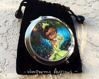 WONDERGROUND Princess Tiana Compact Mirror Disney Artist JASMINE BECKET GRIFFITH