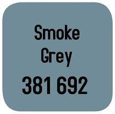 BRITISH STANDARD 381C 692 CELLULOSE PAINT  SMOKE GREY 2.5L