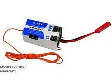 ESKY 000101 EK2-0705B 4 en 1 contrôleur 35MHZ sans cristal