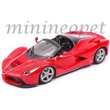 BBURAGO 18-26022 FERRARI RACE & PLAY LAFERRARI APERTA F70 1/24 DIECAST CAR RED