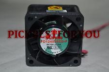 Y.S Tech FD124028EB-P 40*40*28mm DC 12V 0.78A axial xtream cooling fan #M3788 QL
