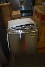 """Ge Profile Pdt855Ssjss 24"""" Stainless Fully Integrated Dishwasher #42279 Hrt"""