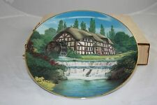 "David Winter ""Little Mill"" Vintage Plate Collection LE#2983 #E"